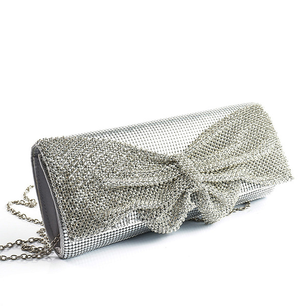 Elegant/Fashionable/Shining Aluminum Clutches/Evening Bags