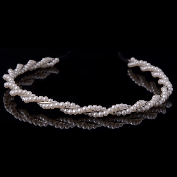 Beautiful/Simple Imitation Pearls Headbands