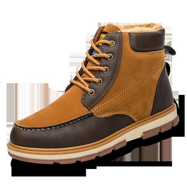 Pánské Semiš Chelsea Casual Pánská obuv Boots