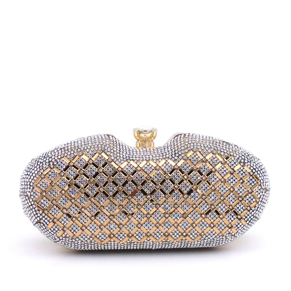 Elegant Satin Clutches/Totes/Luxury Clutches