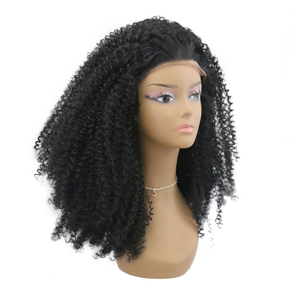 Curly Synthetic Hair Synthetic Wigs 340g