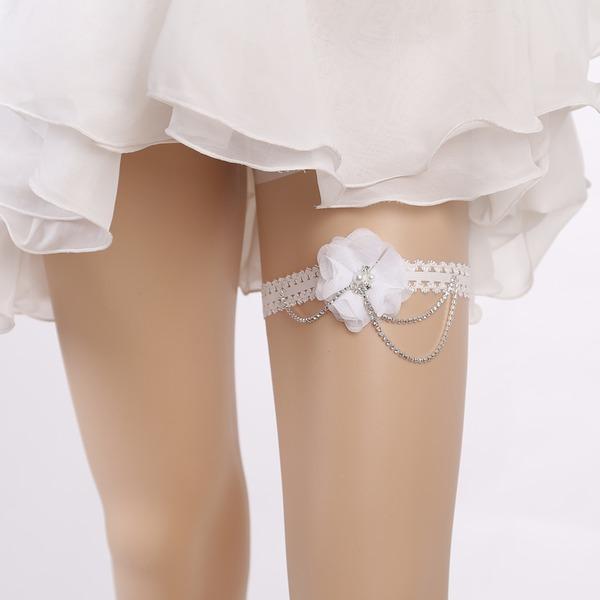 Vackra Och bröllop Strumpeband