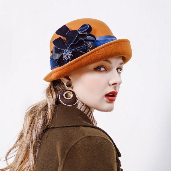 Dames Mode/Jolie/Charme Coton Disquettes Chapeau