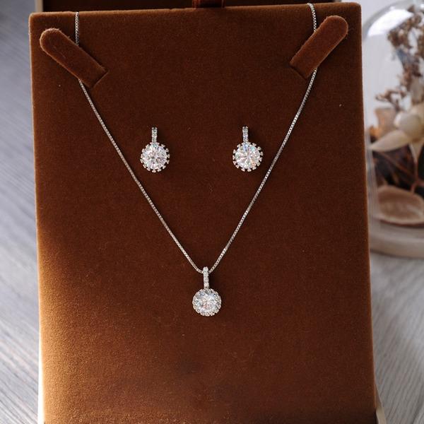 Unikátní Slitina Sady šperků (Set of 3)