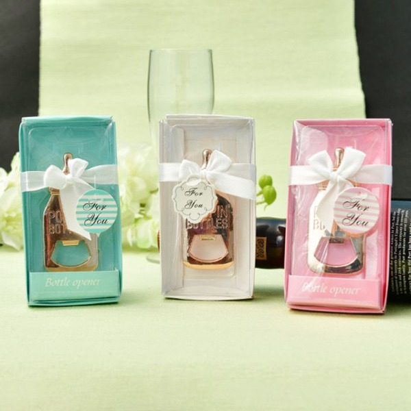 Birthday Zinc Alloy Bottle Openers