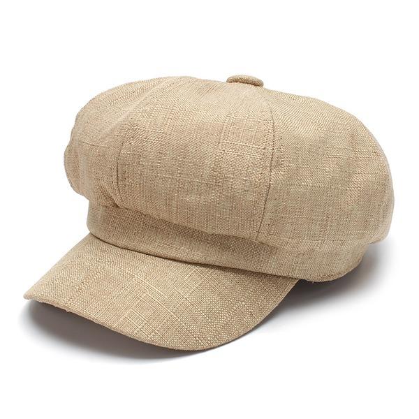 Misto Moda/Stile classico/Elegante/Unico Cotone/Cambrì Basco Cappello
