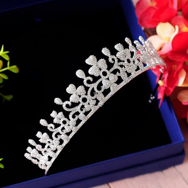 Damen Schöne Kristall Tiaras (In Einem Stück Verkauft)