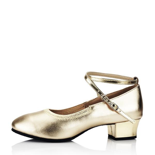 Dla kobiet Prawdziwa Skóra Ćwiczenia Buty do Tańca