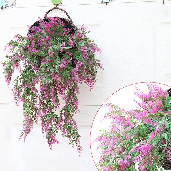 Blumen Rebe/Schöne Attraktiv Kunststoff Künstliche Blumen (In einem Bündel verkauft)