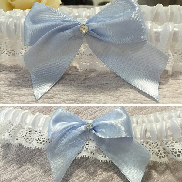 Elegant Wedding Garters