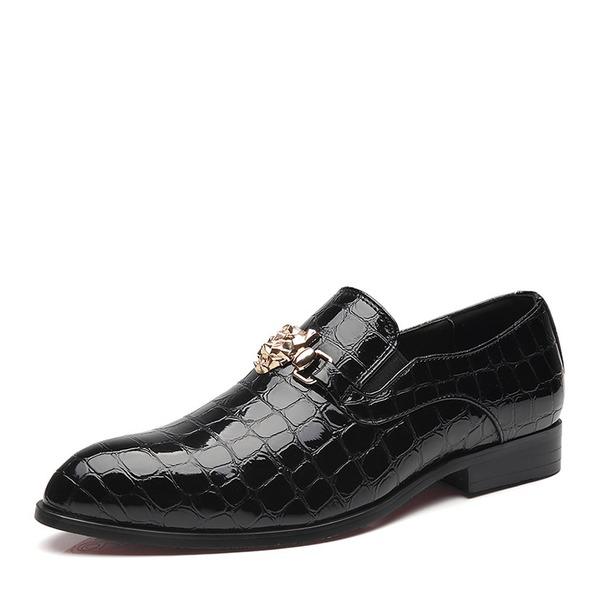 Men's Leatherette Horsebit Loafer Casual Men's Loafers