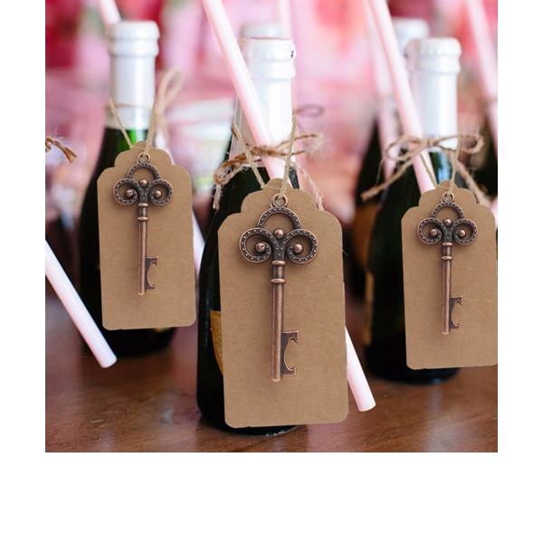 DIY Skeleton Bottle Opener Wedding Favors(Sold in a single piece)