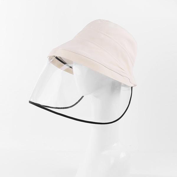 Dames Simple/Fantaisie Polyester Calotte / ample/Chapeaux de plage / soleil