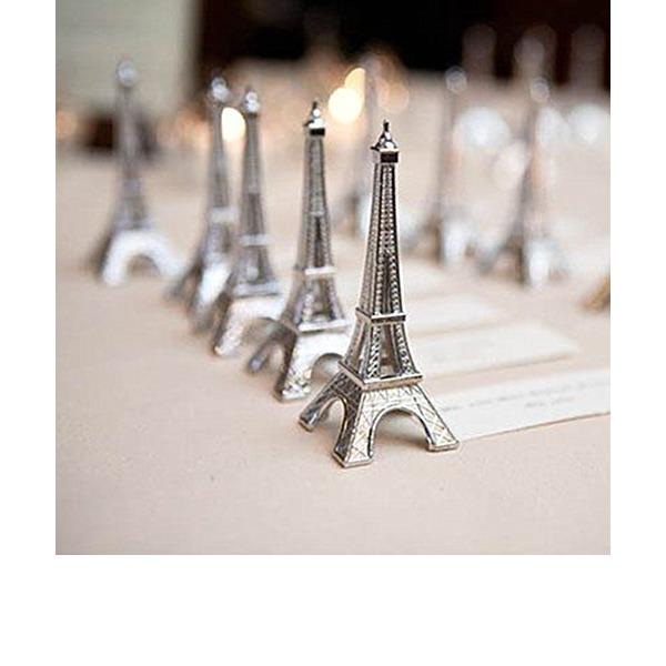 Design Eiffelovy věže Slitina Stojany na jmenovky