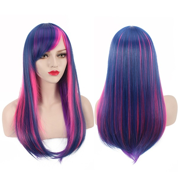 Loose Wavy Synthétique Perruques capless Cosplay / Perruques à la mode 250g