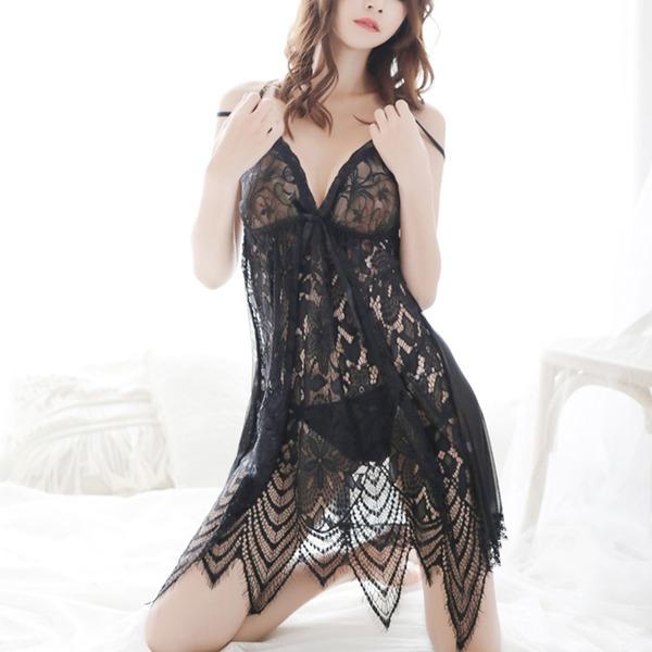 Кружева Классический женственный пижама