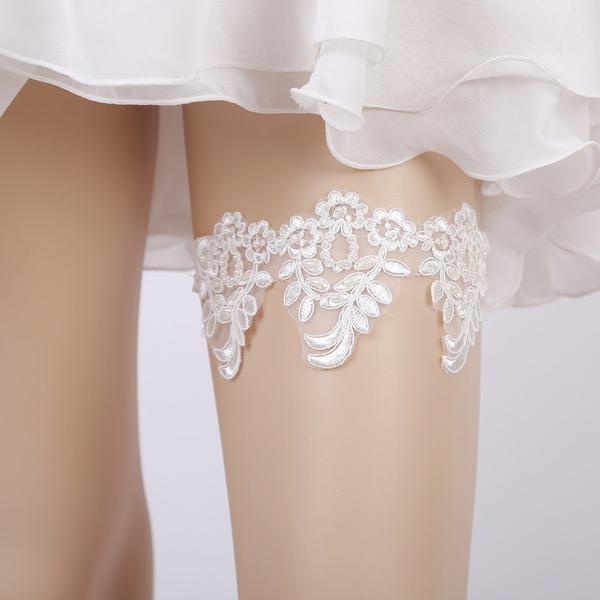 Elegant/Klassische Art Hochzeit Strumpfbänder