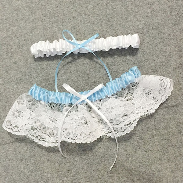 2-Delige/Heerlijk bruiloft Kousenbanden