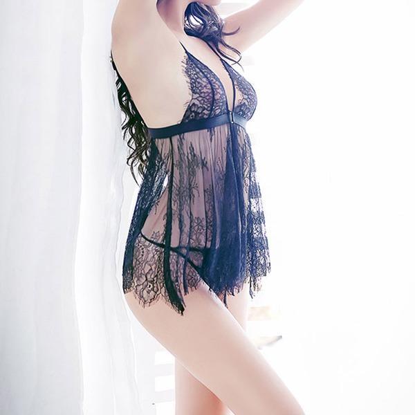 Lace Brautmoden/Weiblich Pijama conjunto