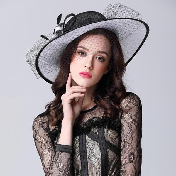 Damene ' Utsøkt/Sjarm/Jobb/Romantisk/Kunstnerisk Cambric med Blomst Lua / Slouchy