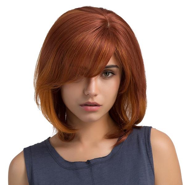 Rett Human Hair Parykker