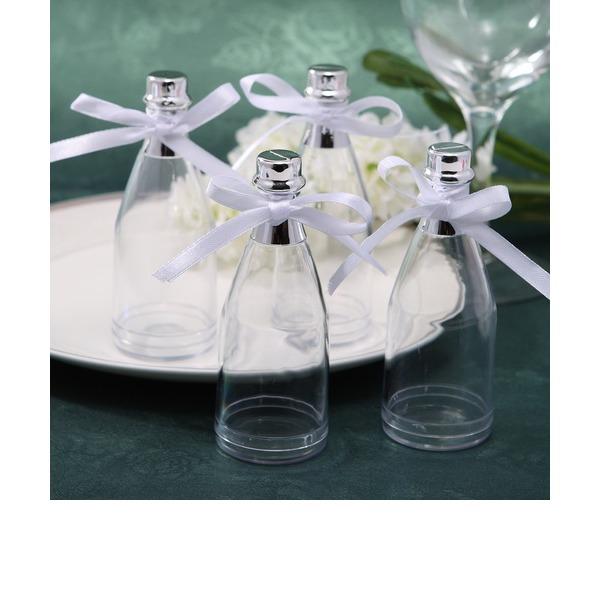 Klassische Art Gläser und Flaschen mit Bänder (Satz von 12)