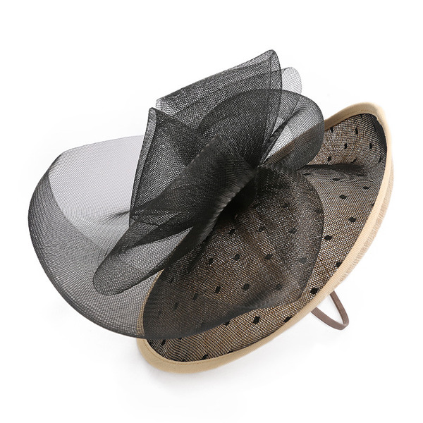 Ladies ' Gorgeous/Glamourøse/Udsøgt/Forbløffende Kambriske Fascinators/Tea Party Hats