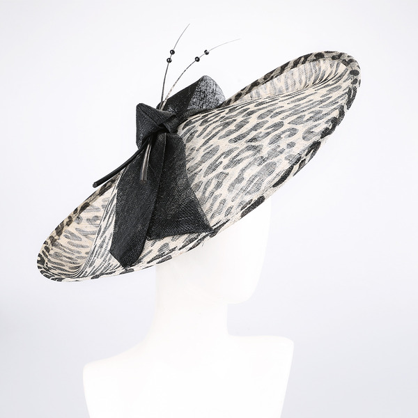 Ladies' Unique/Exquisite/Eye-catching Cambric With Imitation Butterfly Kentucky Derby Hats/Tea Party Hats