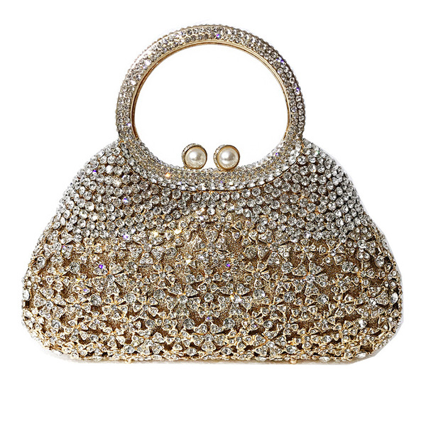 Elegant/Shining/Attractive Alloy Clutches/Bridal Purse/Evening Bags