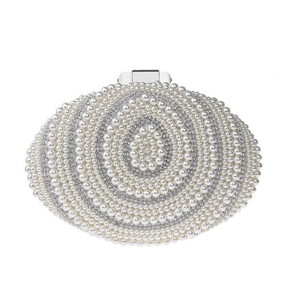 Elegant Imitert Perle Koblinger