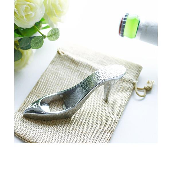 Estilo clásico Zapatos Aleación Abridor de Botella (Vendido en un solo)