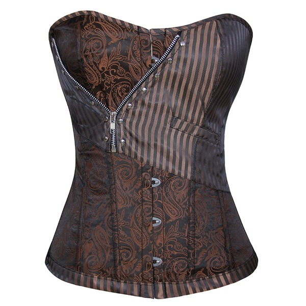 Polyester/Acrylique Corsets