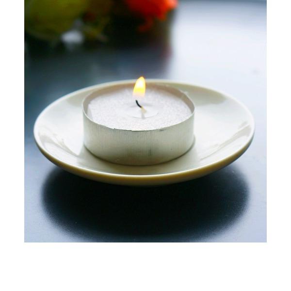 Doce Cerâmica Suporte de vela (Vendido em um único)
