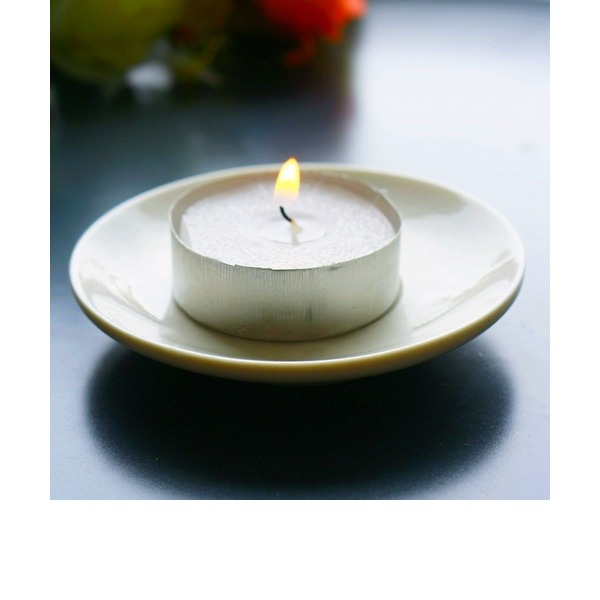 Godis Keramik Ljusstake (Säljs i en enda)