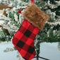 Boże Narodzenie Material Wystrój domu (Sprzedawane w jednym kawałku)